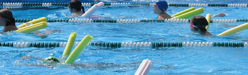 Pływanie leczy wady stóp i postawy