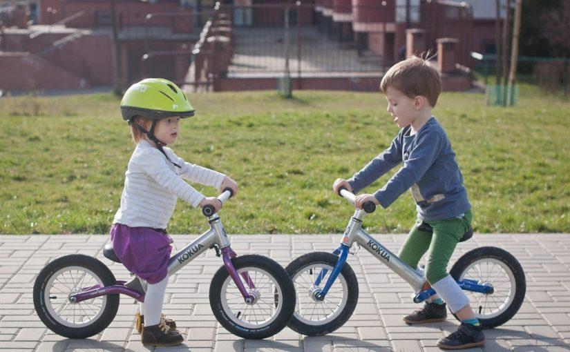 Rower biegowy a koślawość kolan