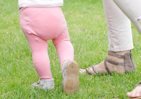 Jak nauczyć dziecko chodzić.